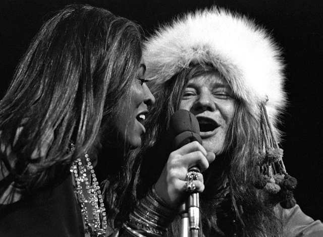 , 'Tina Turner and Janis Joplin, New York,' 1969, Staley-Wise Gallery