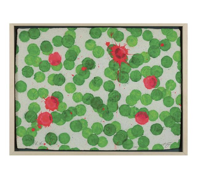 , 'USO 198 (ART GRAND SLAM),' 2006, Galleria Ca' d'Oro