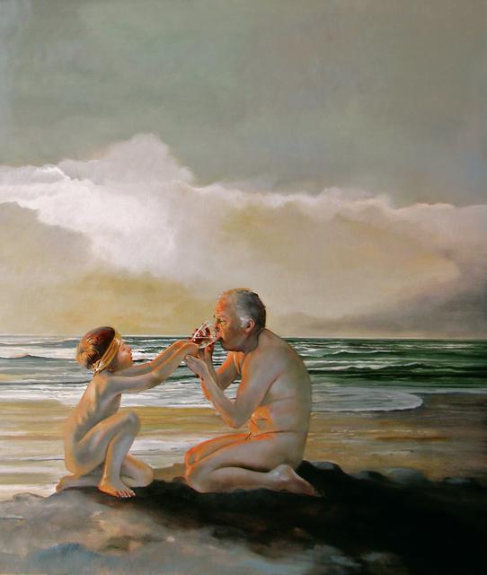 , 'Wasser des Lebens II,' 2012, Joerg Heitsch Gallery
