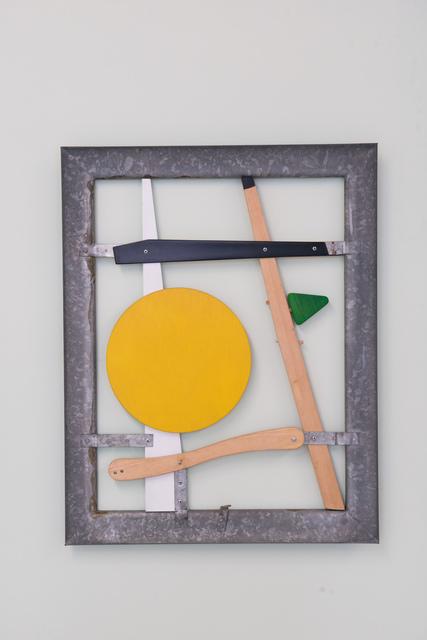 , 'No.121-Lucarne,' 2017, Galerie Liusa Wang