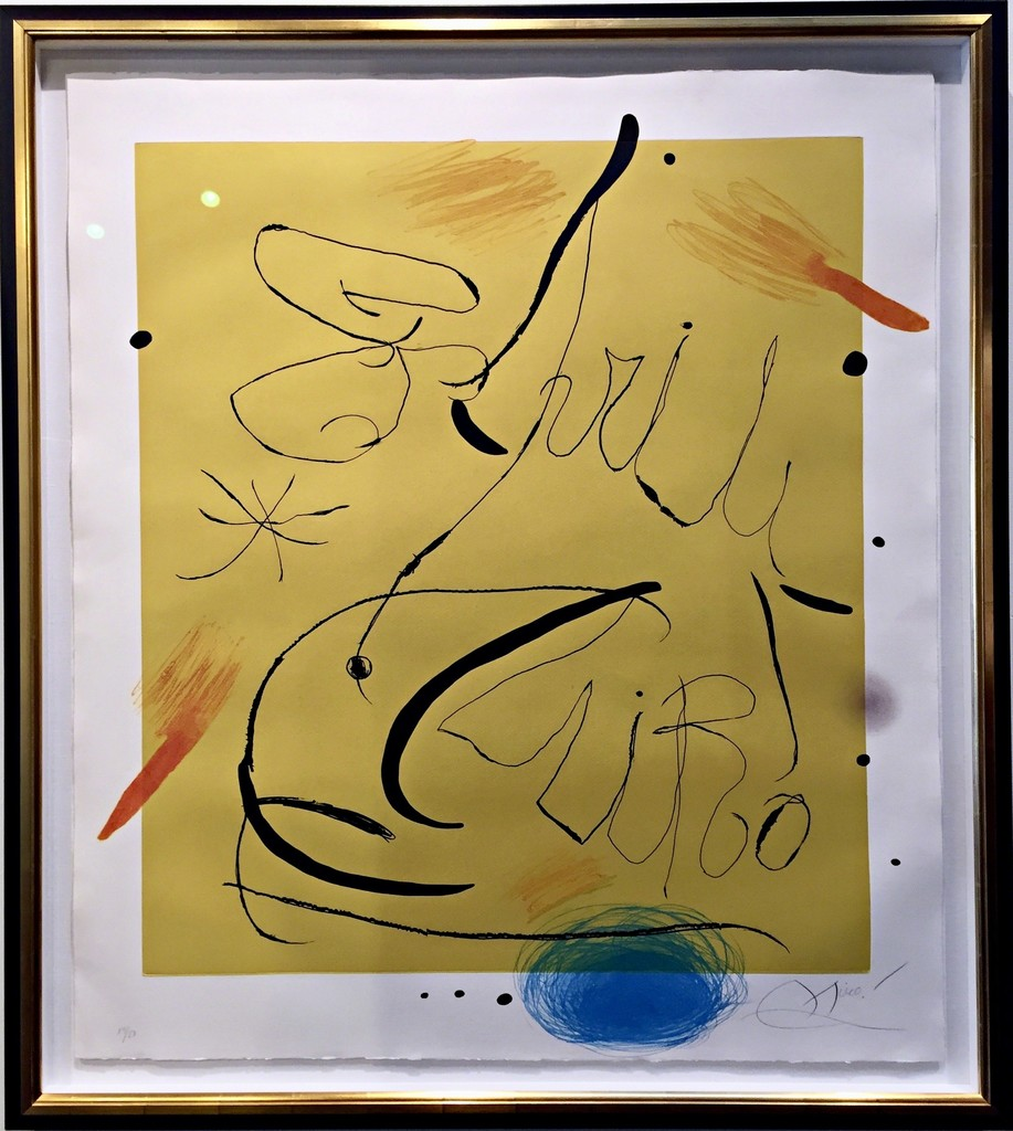 Joan Miró | Espriu (1975) | Available for Sale | Artsy