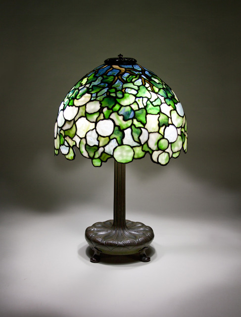 Tiffany Studios, 'Snowball Table Lamp', ca. 1904, Lillian Nassau LLC