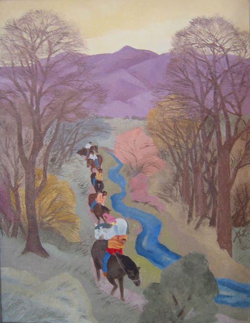 , 'Almost Home,' 1930, Addison Rowe Gallery