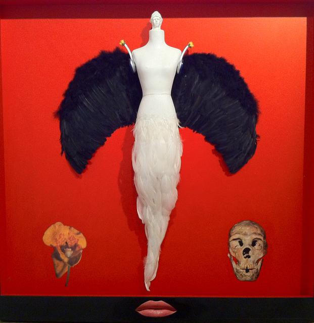 , 'Yin & Yang 8-S141,' 2008, Um Gallery