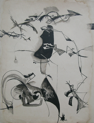 , 'Untitled,' 1955, Pan American Art Projects