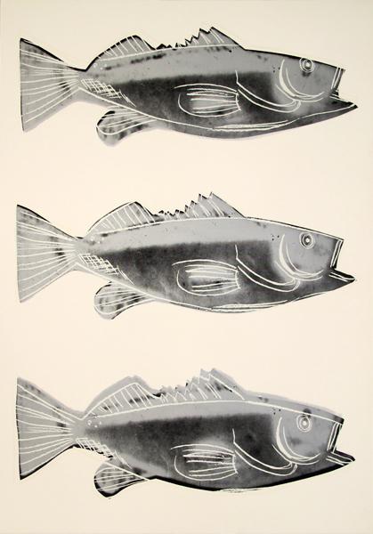 Andy Warhol, 'Fish, III.39', 1983, Hamilton-Selway Fine Art