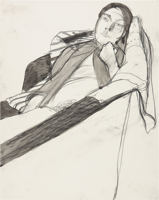 , 'Untitled,' c. 1955–67, Richard Diebenkorn Foundation