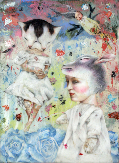, 'Blissful Ignorance,' 2008, Imlay Gallery