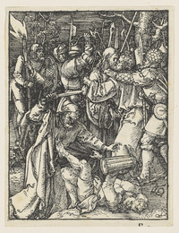 The Betrayal of Christ & Christ before Caiaphas, from: The Small Passion