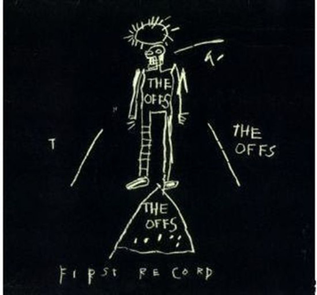 Jean-Michel Basquiat, 'The Offs', ca. 2001, EHC Fine Art Gallery Auction