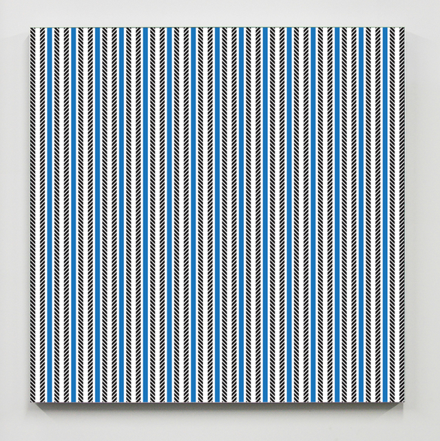 , 'Frecuencia espectro 1,' 2015, Galerie Denise René