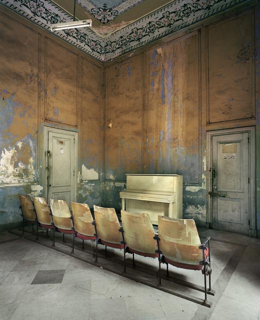 , 'Class Room, Havana,' 2010, Holden Luntz Gallery
