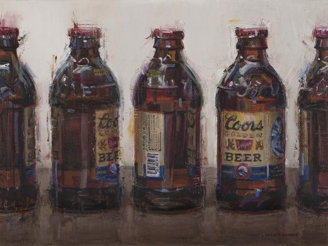 , 'Coors Banquet Bottles,' , Gallery 1261