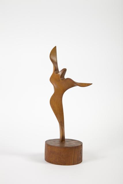 , 'Femme V, Opus 126`,' 1954, Galerie Le Minotaure
