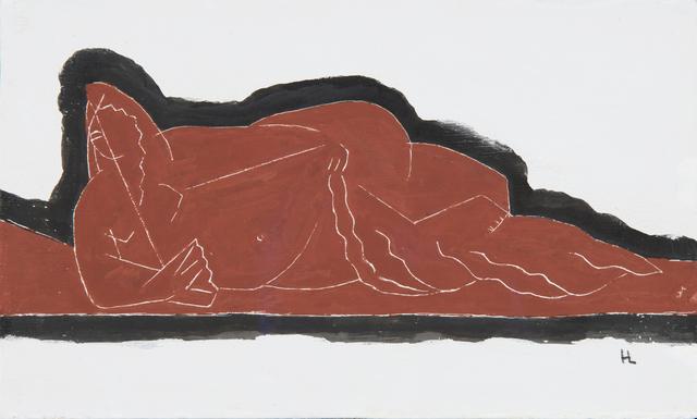 , 'Nu à l'éventail,' 1926, HELENE BAILLY GALLERY