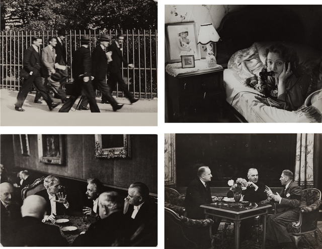 Erich Salomon, 'Selected Press Images', 1930-1935, Phillips