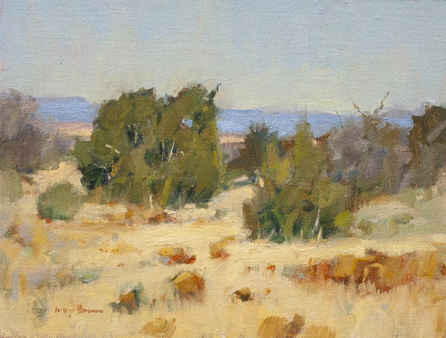 , 'Junipers at Mid Day,' , Ventana Fine Art