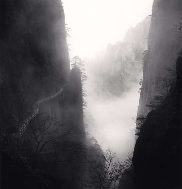 Michael Kenna, 'Huangshan Mountains, Study 34, Anhui, China', 2010, Ira Stehmann Fine Art Photography