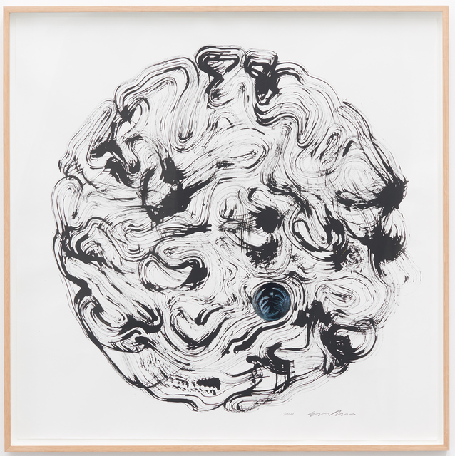 , 'Quantum 3,' 2017, Tatjana Pieters