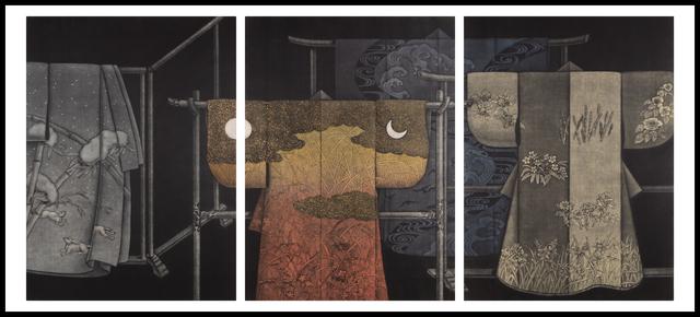 , 'Kimono Four Seasons,' 2012, Verne Collection, Inc.