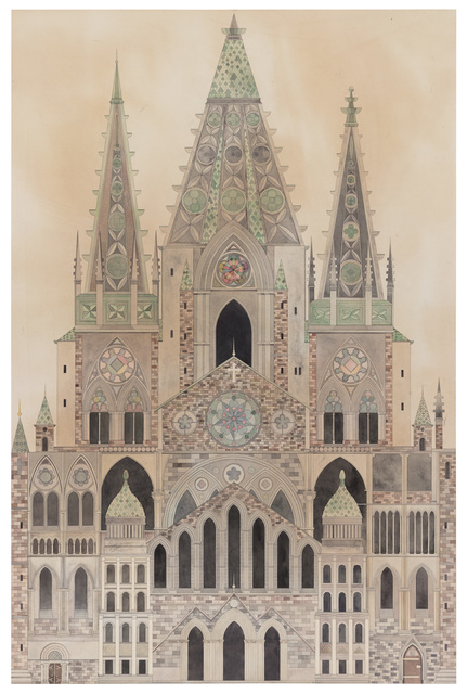 , 'Cathedral ,' 2018, Cecilia Hillström Gallery