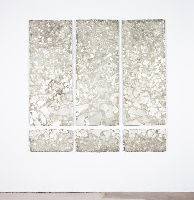 Matthew Day Perez, 'GRADE', 2017, Sculpture, Glass, Heller Gallery
