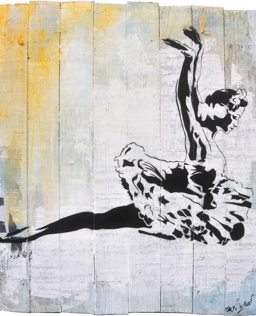 , 'Ballerina,' 2016, Galerie Kronsbein