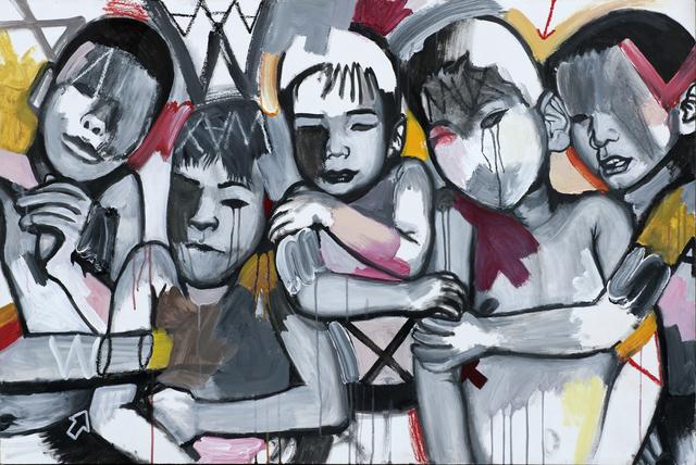 , 'Demenciales chicos acelerados,' 2017, Galeria Contrast