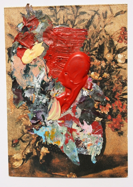, 'Bloom with red,' 2013, Cynthia Corbett Gallery