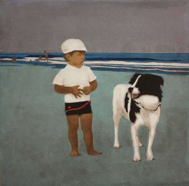 Isca Greenfield-Sanders, 'TOMMY AND STINKY', 2008, Paulson Fontaine Press