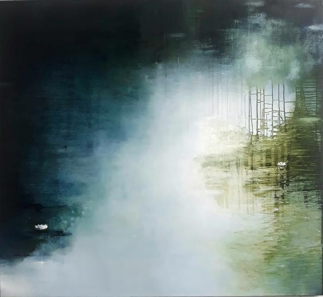 , 'Cool Blue River,' 2019, Jill George Gallery