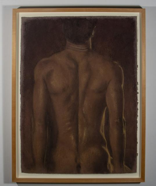 , 'Male Nude,' 2001, Hal Bromm