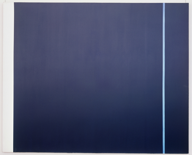 , 'Midnight Blue,' 1970, The Menil Collection