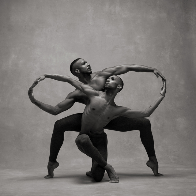 , 'Michael Jackson Jr. and Sean Aaron Carmon, Alvin Ailey American Dance Theater,' 2015, Holden Luntz Gallery