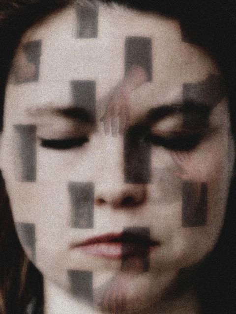 , 'Mask (meutrières),' , Mark Hachem Gallery