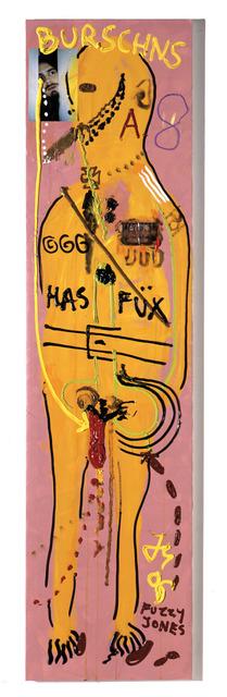 , 'Seepferdchen im Stahllabyrinth...,' 2006, Contemporary Fine Arts