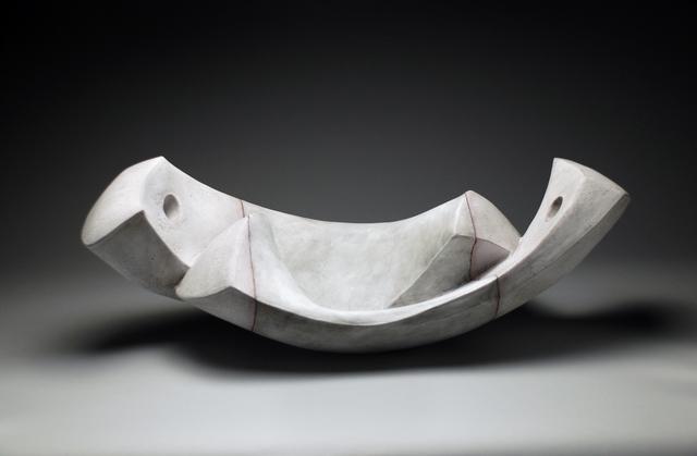 , 'White Drift,' 2017, Gallery Victor Armendariz