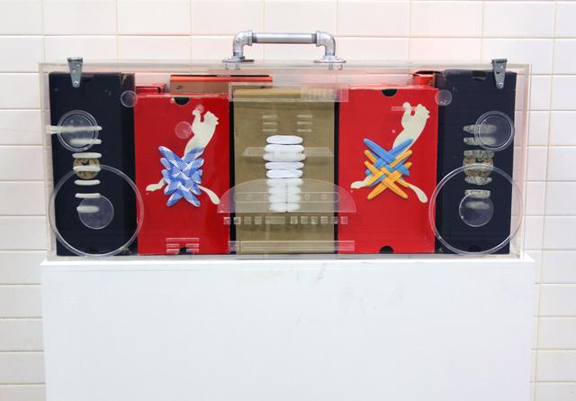 , 'Boonbox #2,' 2010, El Museo del Barrio