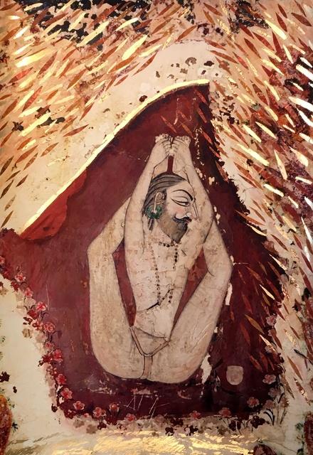 , 'Yogi VI,' 2015, Rebecca Hossack Art Gallery