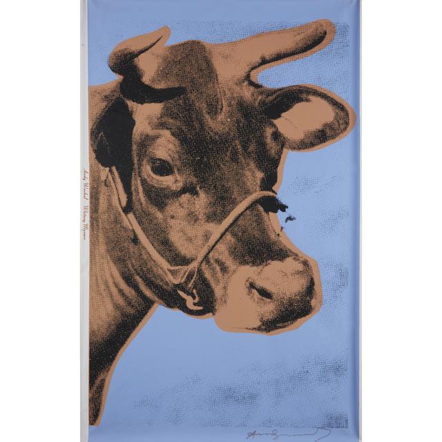 Andy Warhol, 'Cow', 1971, Freeman's