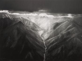 Sebastião Salgado, 'The Eastern Part of the Brooks Range, Arctic National Wildlife Refuge, Alaska, USA,' 2009, Phillips: Photographs