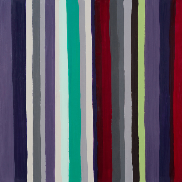 , 'The Hidden Life of Stripes 18,' 2017, Imlay Gallery