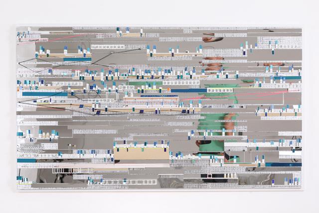, 'Visual Score No. 1801,' 2018, Micheko Galerie