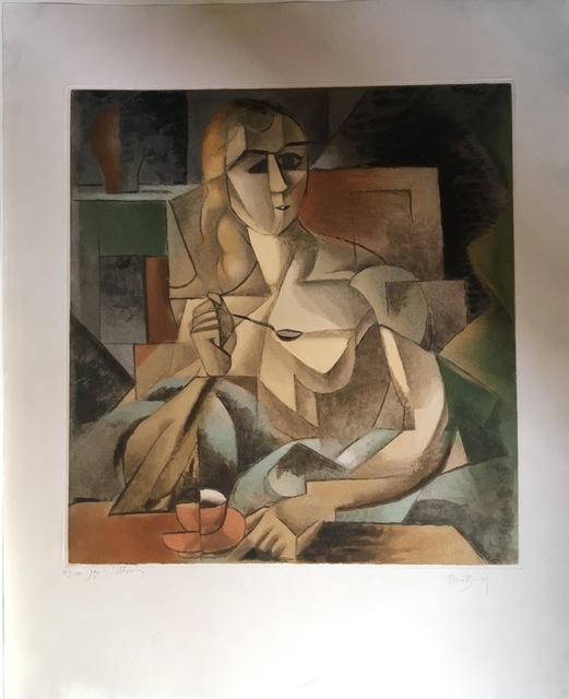 Jean Metzinger, 'La Tasse de The', 1929, Galerie Céline Moine & LGFA