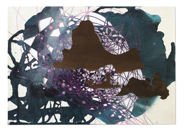 , 'Net #17,' 2019, Gallery Wendi Norris