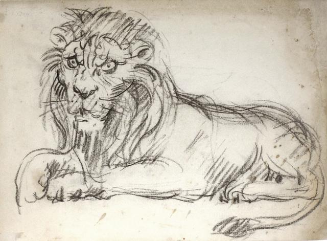 , 'Lion,' 1961, Davis & Langdale Company, Inc.