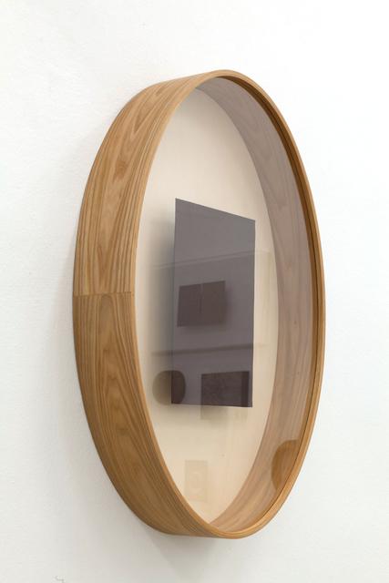 , 'Ellipse+,' 2016, Christine König Galerie