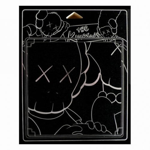 """KAWS, '""""THE KIMPSONS"""" C10 BOOK', 2002, Books and Portfolios, Hard cover book, Arts Limited"""