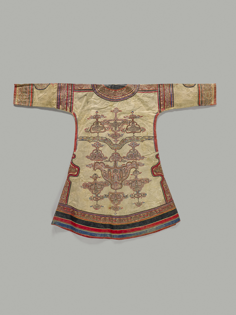 , 'Woman's party coat ,' Late 19th century, Musée du quai Branly