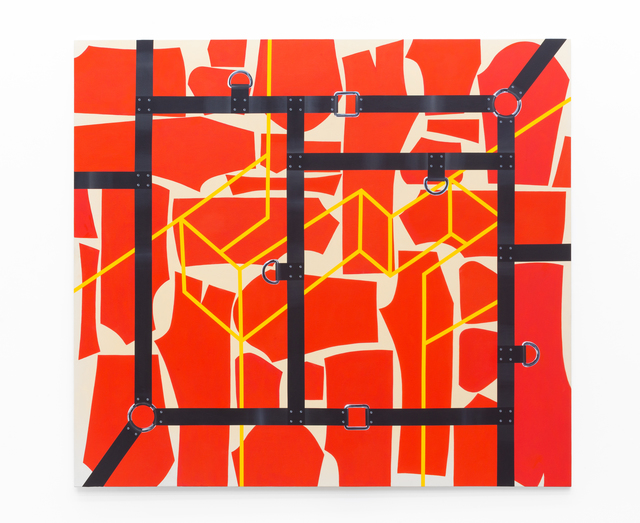 James Kudo, 'Untitled', 2020, Painting, Acrylic on canvas, Zipper Galeria